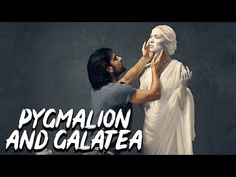 Pygmalion and Galatea: Greek Mythology Stories - See U in History