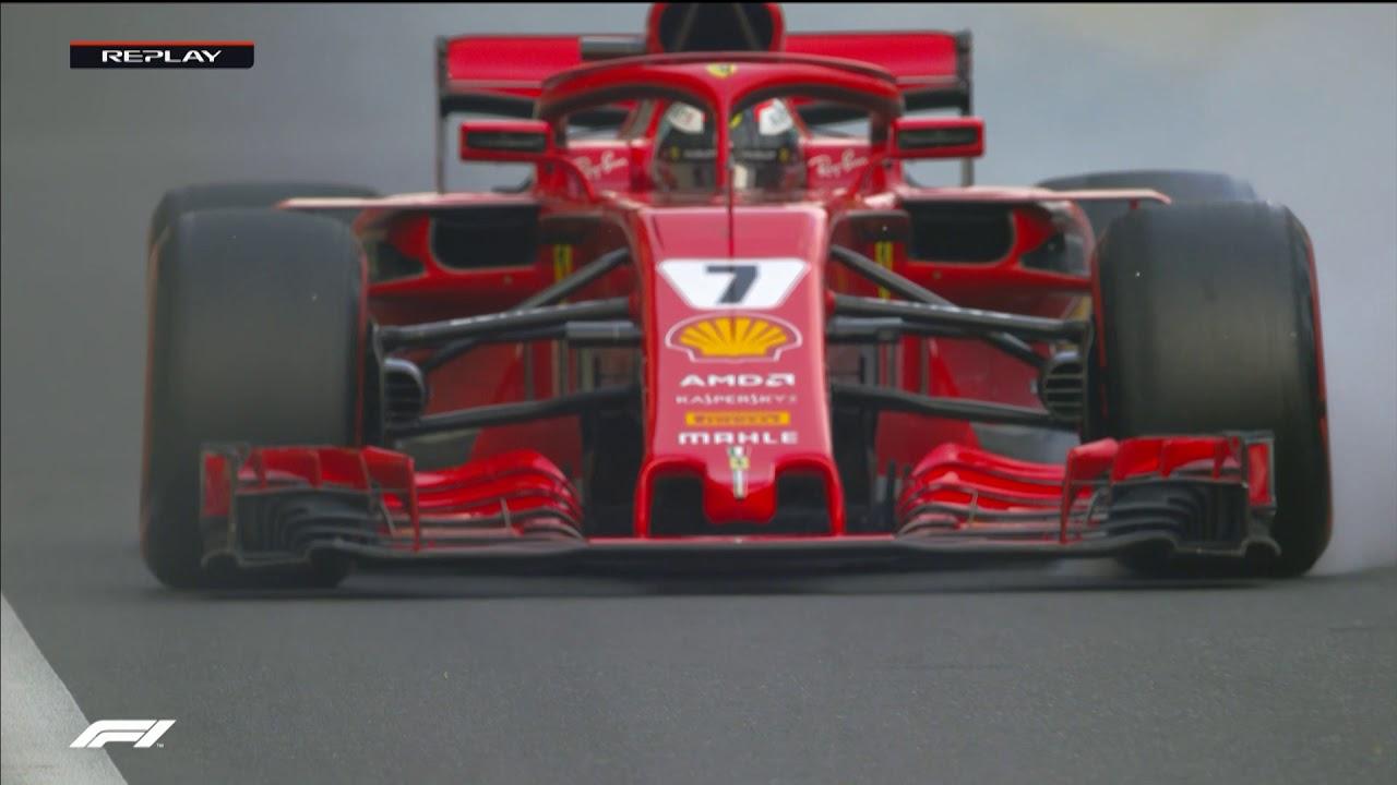QUALIFYING: Vettel on pole, heartbreak for Hamilton in Germany