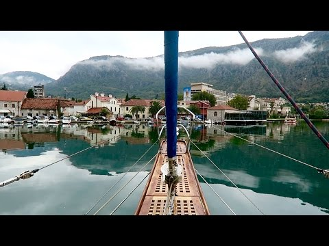 LIFE ON A SAILBOAT | Kotor, Montenegro