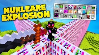 EXTREME NUKLEARE METEOR BOMBE | LUCKY BLOCKS WALL