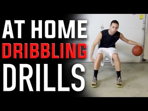 At Home Basketball Dribbling Drills: How To Dribble
