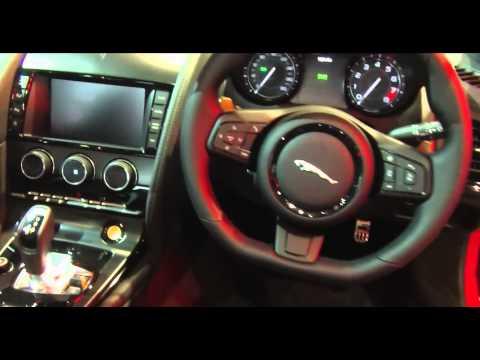Johannesburg Motor Show - Jaguar