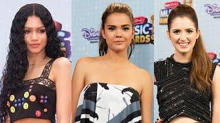 2015 Radio Disney Music Awards Fashion - Zendaya, Maia Mitchell & More