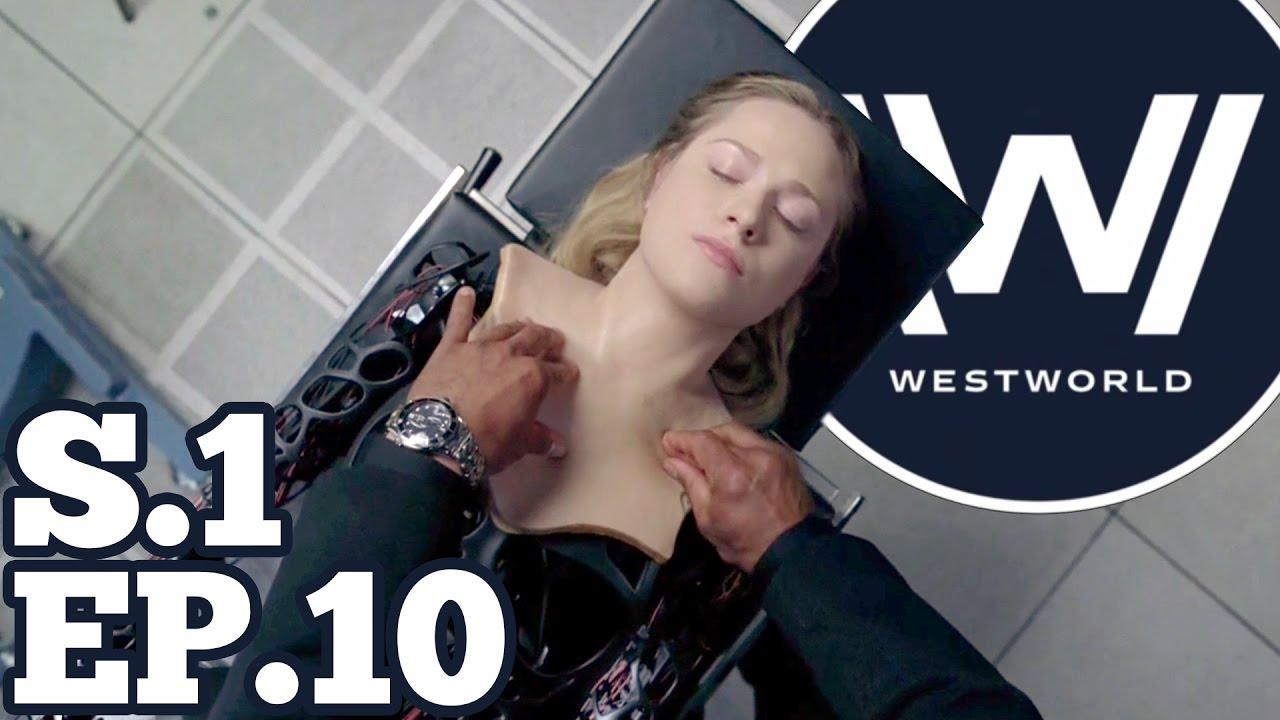 "Download [Westworld] Season 1 Episode 10 Top Moments Recap & Review ""The Bicameral Mind"""