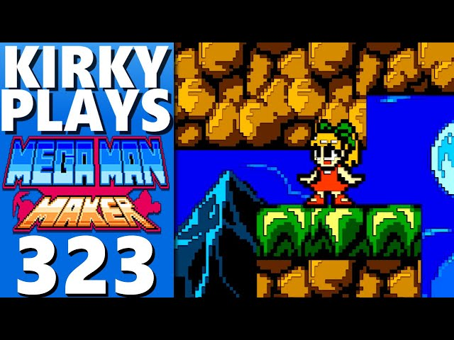Mega Man Maker Full Game Part 323 - Playing Your Levels - Welcome Back Mega Man Megafans