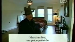 MTV CRIBS 2001 BOY GEORGE HOUSE