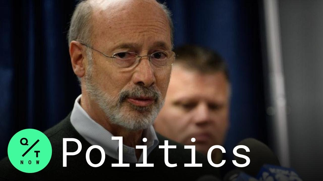 Gov. Wolf: 'The delay that we're seeing is a sign that the system is ...