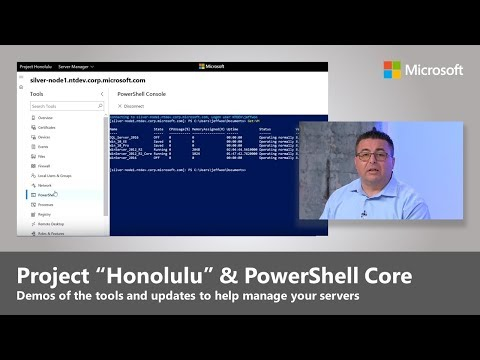 updates-to-server-management-with-the-windows-admin-center-(formerly-honolulu)-&-powershell-core