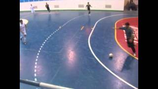 Futsal Malandras f.c. vs Escape Nico ,promocion ,categoria A Y Honor ,gol de Gaston Millalonco..wmv