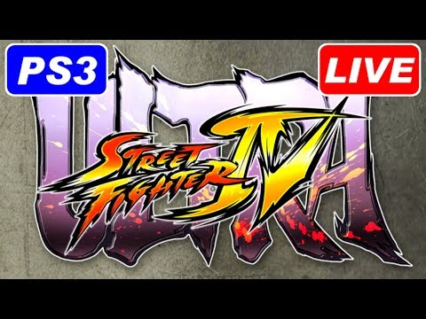 [LIVE] ULTRA STREET FIGHTER IV [PS3/XBOX360]