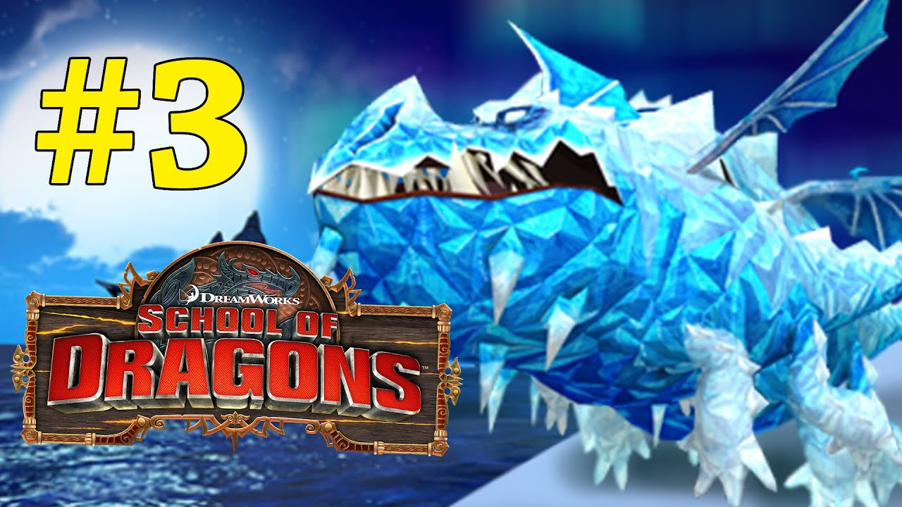 Icestorm Island Part 3  I Did It!  How To Train Your Dragon  School Of  Dragons