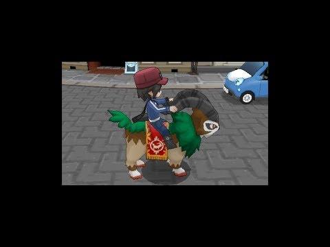 Pokémon X and Pokémon Y Gameplay Trailer