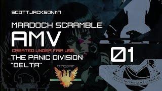 AMV - Mardock Scramble - The Panic Division: Delta