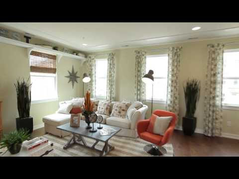 The Annapolis Model Home at Waterside