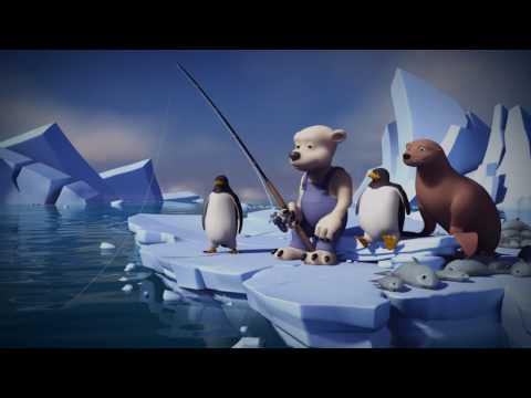 Fishing With Sam - Animated Short Film