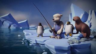 Fishing With Sam - Animated Short Film