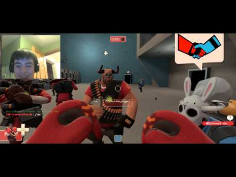 Team Fortress 2 Rock Paper Scissors