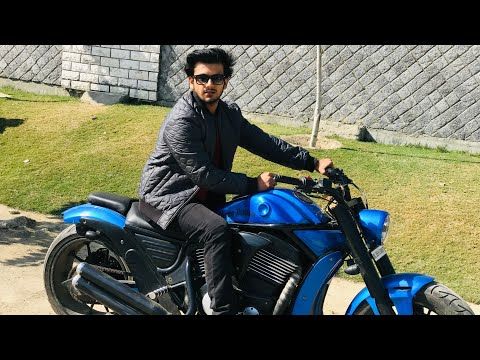 Royal Enfield modified With customized Harley and KTMRC200 | Bittu bike modification |EXPOSED !😱😱