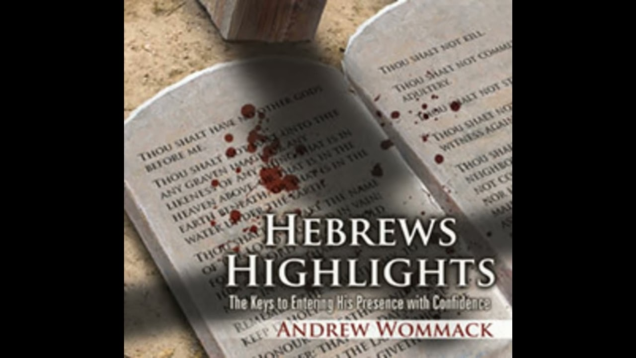 """Download Andrew Wommack-Hebrews Highlights """"Please God, Do Something"""" 3/5"""