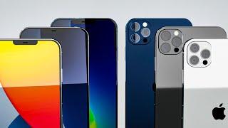 introducing - iPhone 12 Pŗo 
