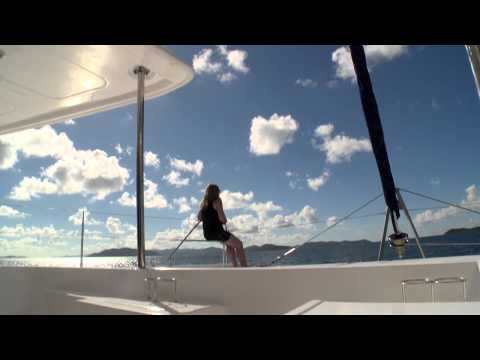 Vacation Aboard The Moorings 4800