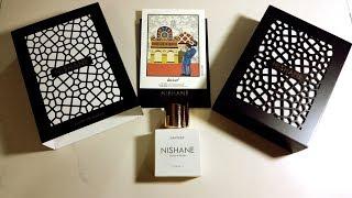 Nishane Hacivat fragrance Review (2017)