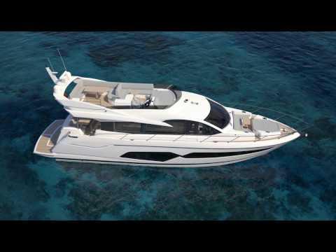 Sunseeker Manhattan 66 | Jefferson Beach Yacht Sales