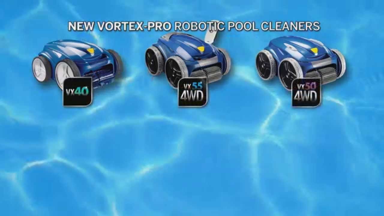 Zodiac Introduces the Vortex-Pro Range of Robotic Pool Cleaners ... 8c0f1f279590