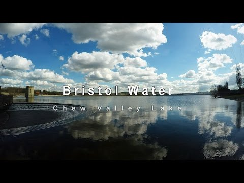 Fly Fishing For Trout On Chew Valley Lake