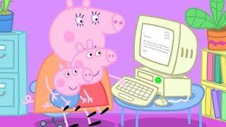 Peppa Wutz | Mama bei der Arbeit! | Peppa Pig Deutsch Neue Folgen | Cartoons für Kinder