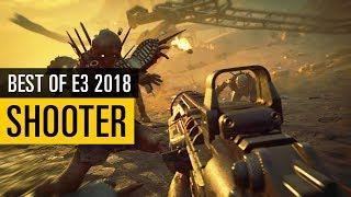 E3 2018: Die besten Shooter der Messe
