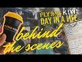 FLYING KIWI Day In A Life - Behind the Scenes | Going Awesome Places
