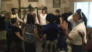 OUR CONGREGATION:  Y'VARECHECHA (AARONIC BLESSING) by Lenny & Varda