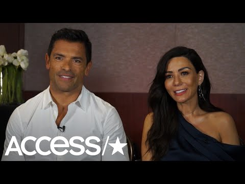 Riverdale: Mark Consuelos & Marisol Nichols On The Lodge Parents' Relationships With Veronica In S3