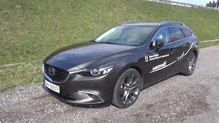 2017 Mazda 6 2.2 SKYACTIV-D 175 KM Test PL / Prezentacja / In Depth Tour