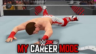 "WWE 2K16 My Career Mode - Ep. 192 - ""THE END OF DANGER?!!"""
