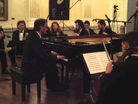 Liszt : Fantasy on Hungarian Folk Tunes - François Weigel & Zagreb Chamber Orchestra