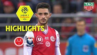 Stade de Reims - SM Caen ( 2-2 ) - Highlights - (REIMS - SMC) / 2018-19