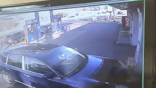 Gas Station Accident in New Jersey