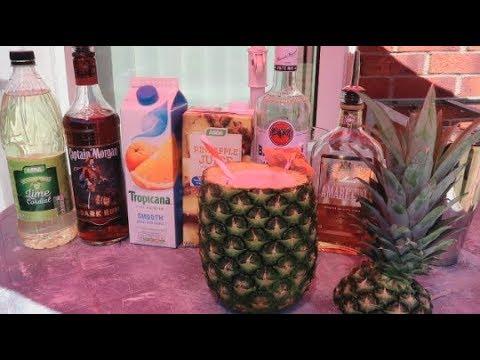 Summer Drinks #8 | The Pineapple Mai Tai