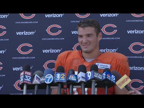 Trubisky: Not paying attention to the hype