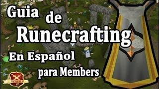 OSRS | Guia de Runecrafting en español 1-99 | Member |   VictorRs07