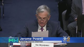 Federal Reserve Chairman Reports Positive Economy