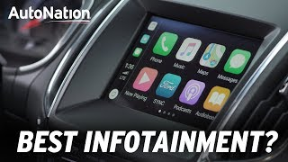 Top 5 Infotainment Systems: Our Favorite Five for 2019 #autonationdrive