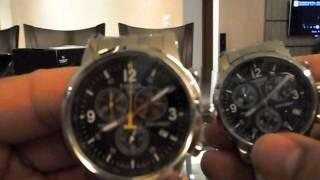 Relógio Tissot PRC 200 Aliexpress Comparativo