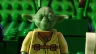 """Weird Al"" Yankovic - Yoda (lego style)"