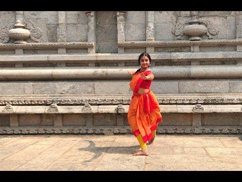 """RAMA NATAKAM"" thematic presentation by Harinie Jeevitha -  Sridevi Nrithyalaya - Bharathanatyam"