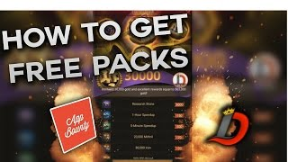 HOW TO GET FREE GOLD PACKS IN CLASH OF KINGS & OTHER GAMES