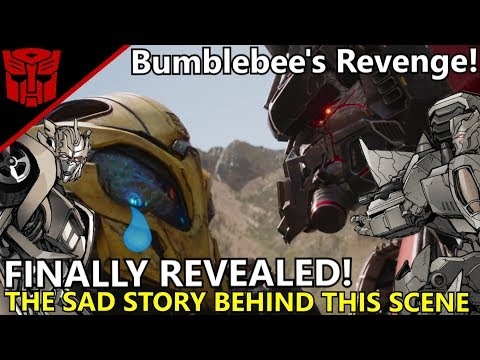 The Sad Reason Why Bumblebee Is Fighting Blitzwing Revealed! - Transformers Bumblebee(2018)
