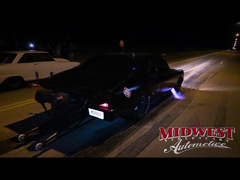 Murder Nova at DFWSS Cash Days 2016 Testing, Interviews, REAL DEAL STREET RACING!!!